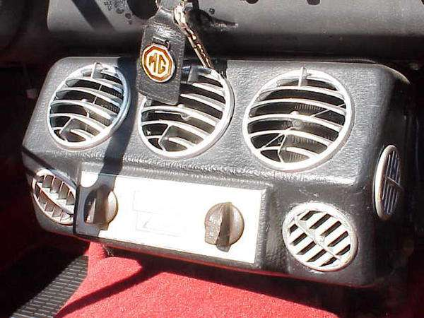 Air Conditioning For Mga 1