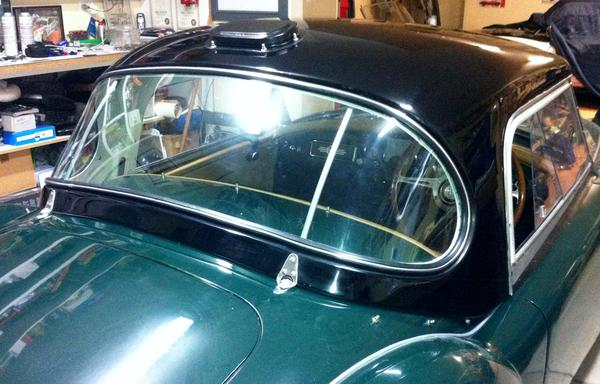 Roof Vent For Coupe Or Hardtop