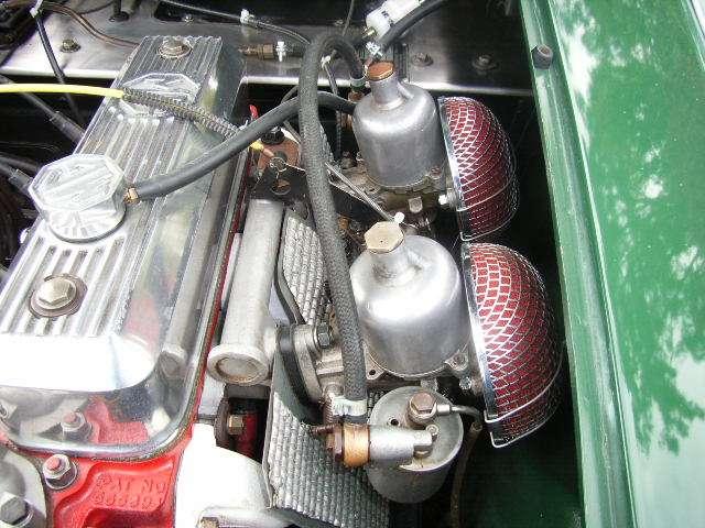 Carburetor Heat Shield 1