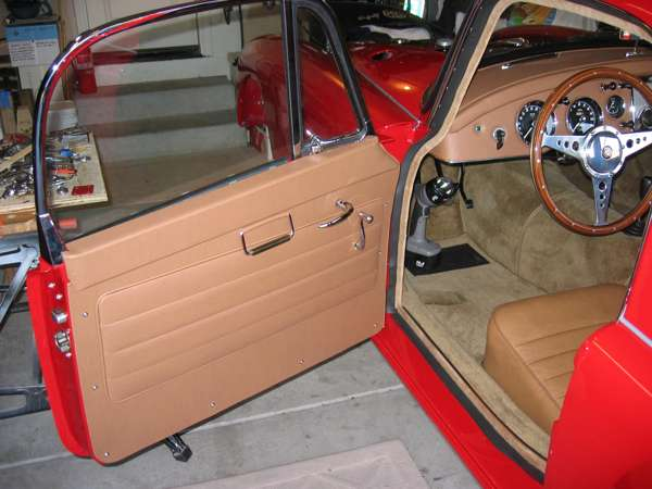 Door Seals Mga Coupe