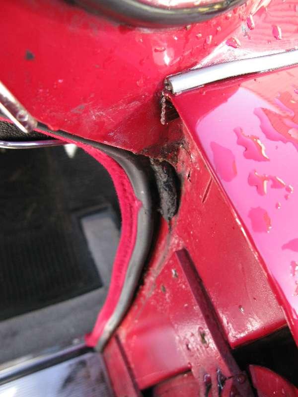 Door Seals Mga Coupe