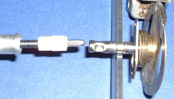Speedometer Amp Tachometer Cable Drive End Dimensions
