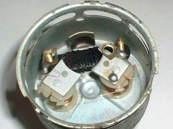 Original Smiths Fuel Gauge Fg6240 32 Talk Morgan