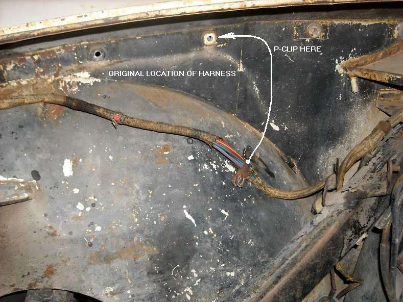 Mga Wiring Harness Installation