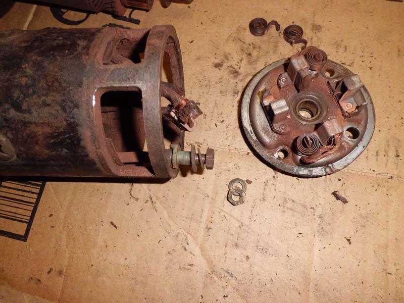 Starter Motor Repair 1