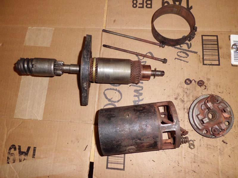 Repair A Starter Motor
