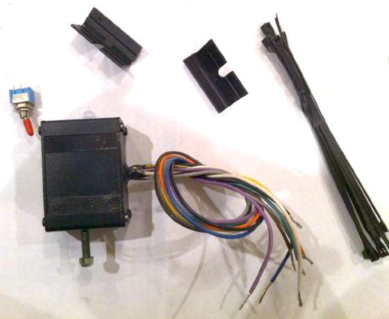 how does a flash delay wire harness work   40 wiring