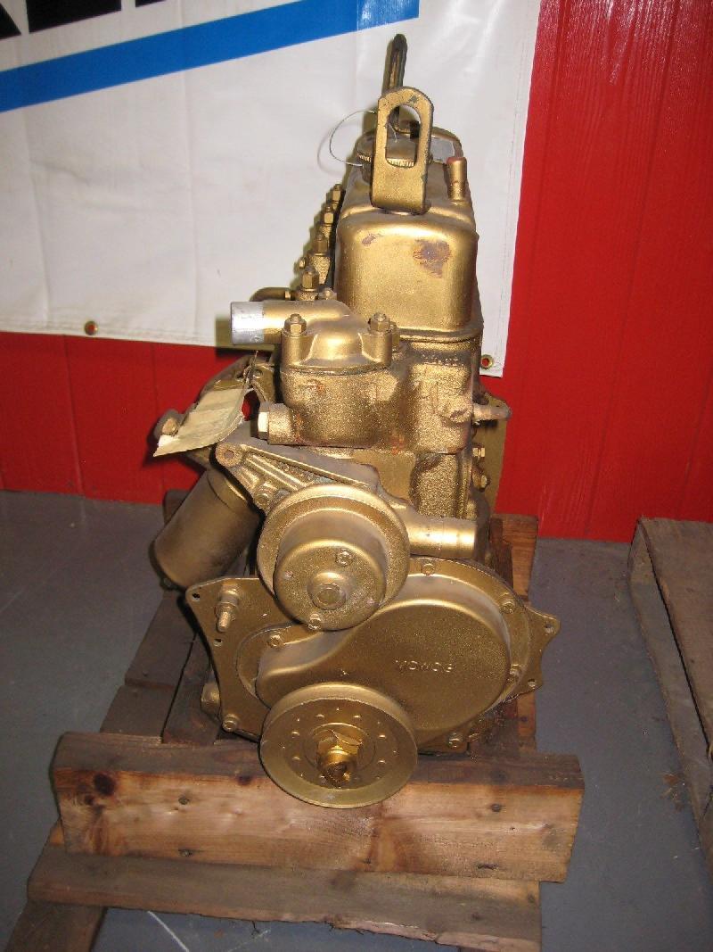 Bmc  Gold Seal Engines