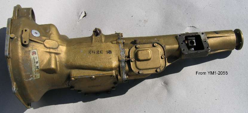 Gold Seal Gearbox