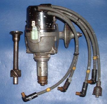 Mga Distributor Wiring additionally  on lucas universal alternator wiring diagram