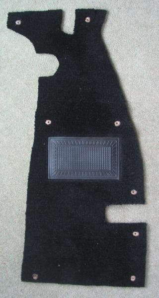 Mga Interior Tech Carpet Laying