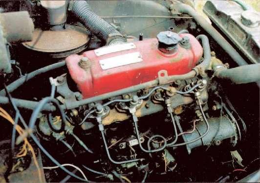 diesel engine mg