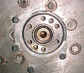 Ford Quot Type 9 Quot Bellhousing And Spigot Bushing Modification