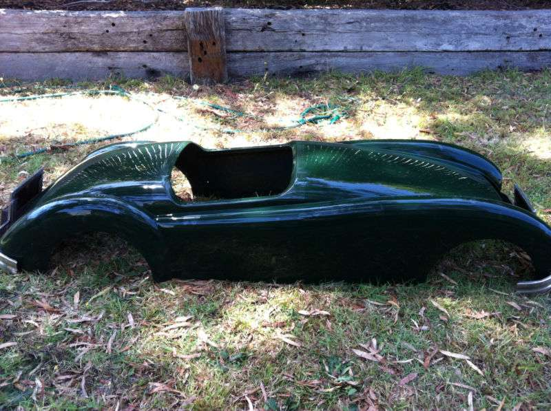 Mga For Sale >> MGA regalia - Fiberglass 1/2 Scale Body Shell