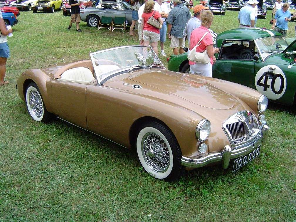 The Historic 100 000th Mga