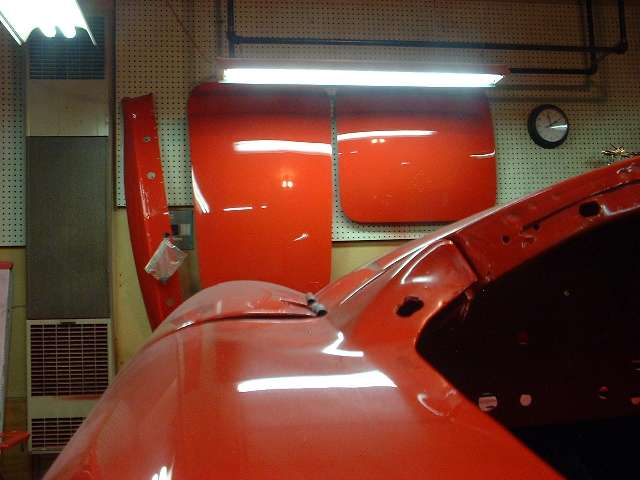 Body Sill Replacement Body Assembly