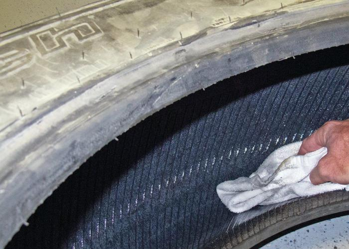 Using tubes in tubeless tires #2