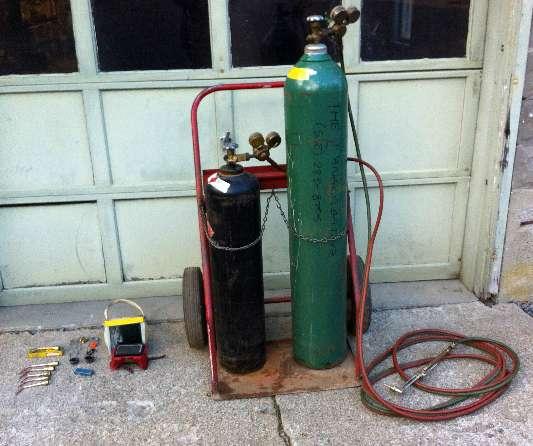 Tools Oxy Acetylene Torch Gas Welder