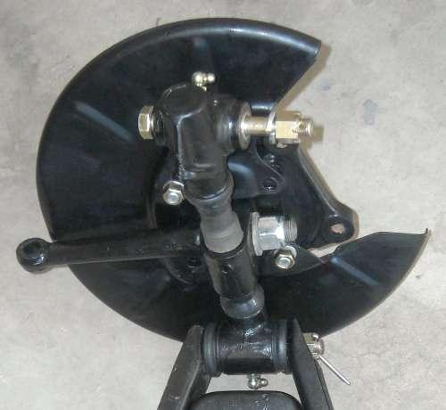 Db Shield on Brake Pad Washers