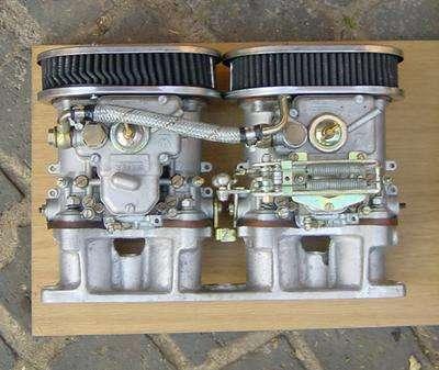 how to tune dual weber carburetors