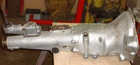5 Gearboxes used in the MGA