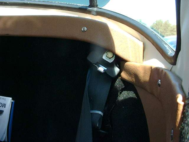 Mga Seat Belts Aftermarket 3 Point