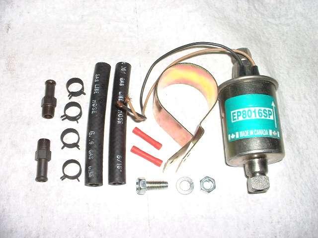 Aftermarket Fuel Pump
