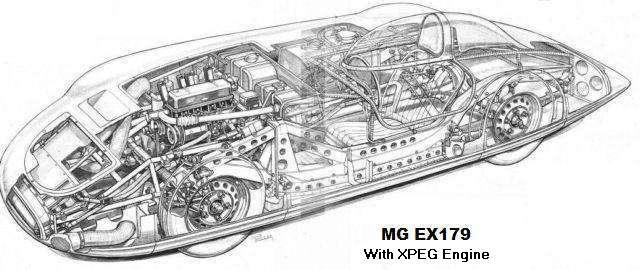 EX179 cutaway illustration