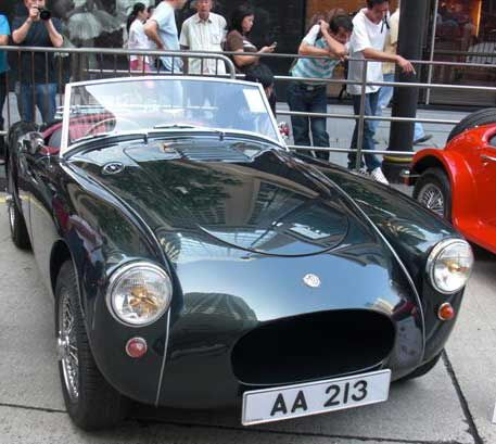 Cars On Line >> MGA Wagner Special Race Car