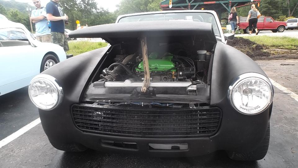 MGA Guru Is GOING MOBILE - Heartland MG Regional Car Show